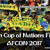 Africa Cup of Nations Fixtures, Afcon 2017 Fixtures