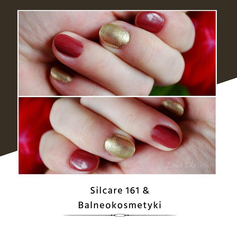 ShinyBox STYLOVY Styczeń - Silcare i Balneokosmetyki Lakier do paznokci