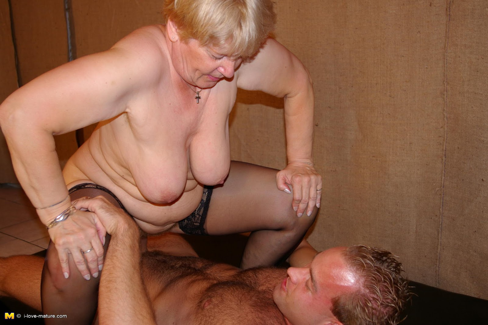 For old mature porno well
