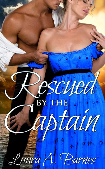 Rescued by the Captain cover