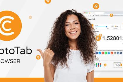 Cara Menghasilkan Bitcoin Gratis dari Situs Cryptotab Google Chrome