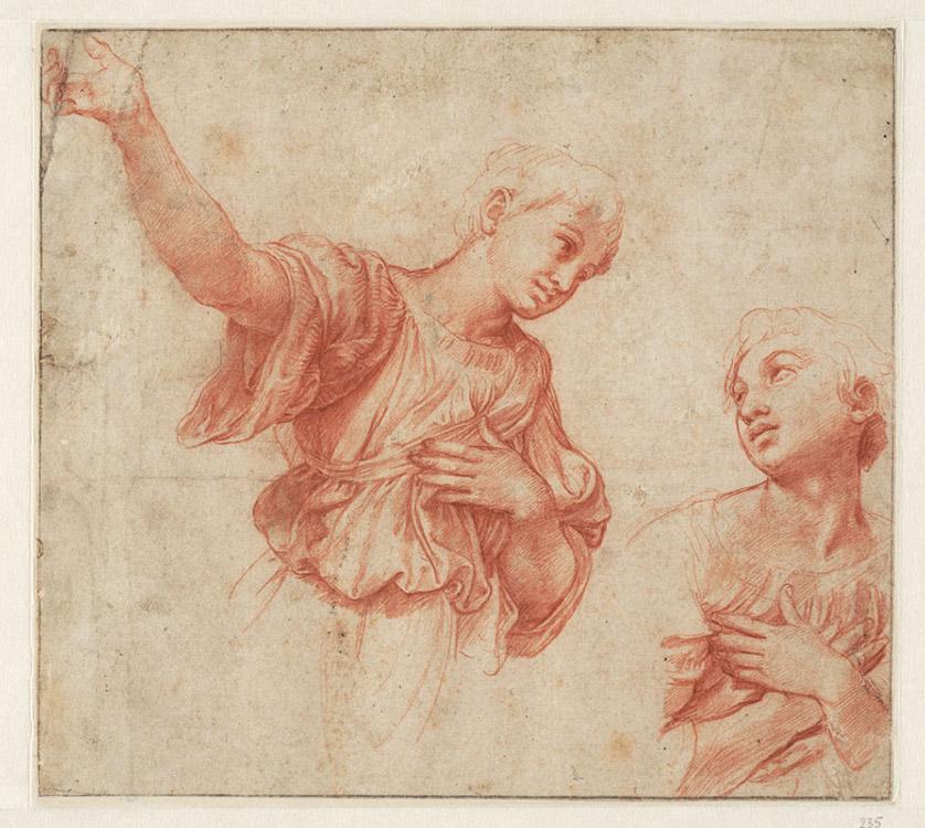 Raphael Figure Drawing...