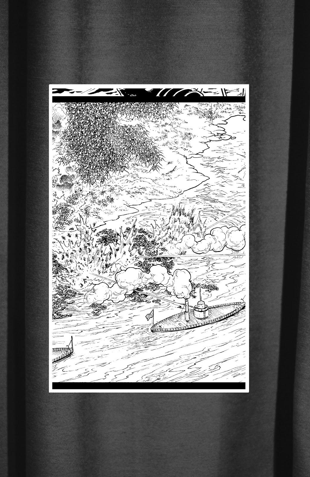 Read online Alan Moore's Cinema Purgatorio comic -  Issue #17 - 34