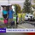 Matrimonio de La Iglesia pierde a sus Dos hijos de 11 y 13 años en un Accidente
