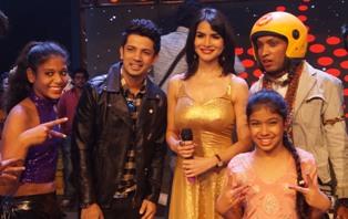 Ashna Gogoi winner of the reality show No.1 Dramebaaz