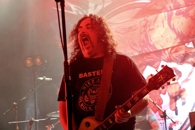 Fallece Asier Martínez Mintegi 'Pulpo', guitarrista de la banda barakaldesa Porco Bravo