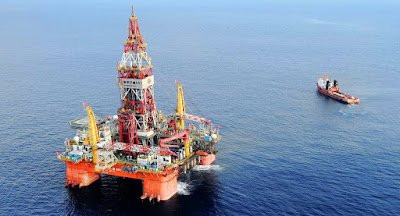 Pequim reivindica controle sobre todo o petróleo e gás no mar do Sul da China
