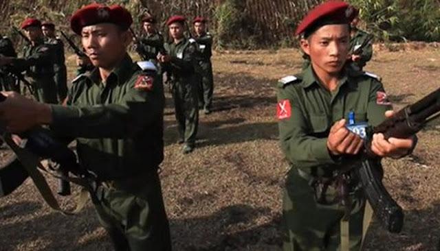 Sesama Penjahat! Israel Jual Senjata Myanmar saat Pembantaian Rohingya