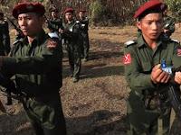 Sesama Penjahat! Israel Jual Senjata ke Myanmar saat Pembantaian Rohingya