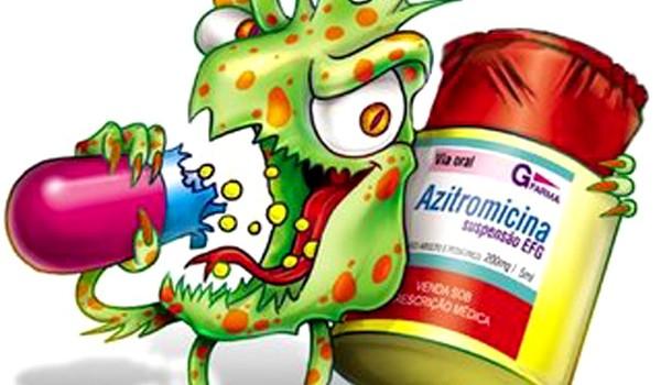 Características antibióticos