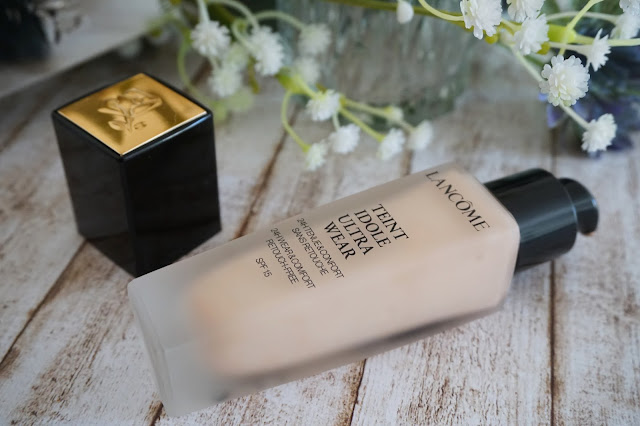 Review Lancôme - Teint Idole Ultra Wear Foundation