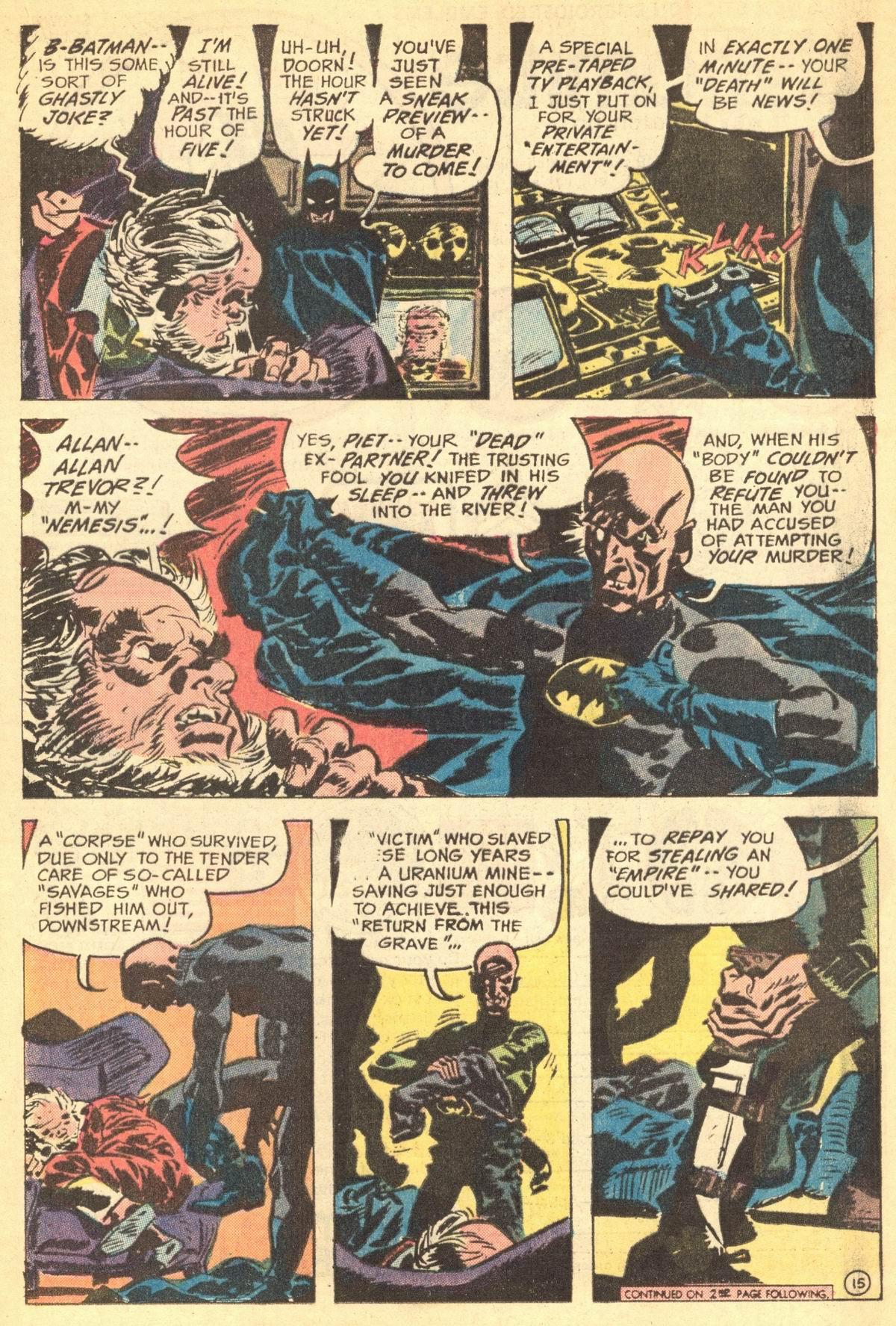 Detective Comics (1937) 420 Page 18
