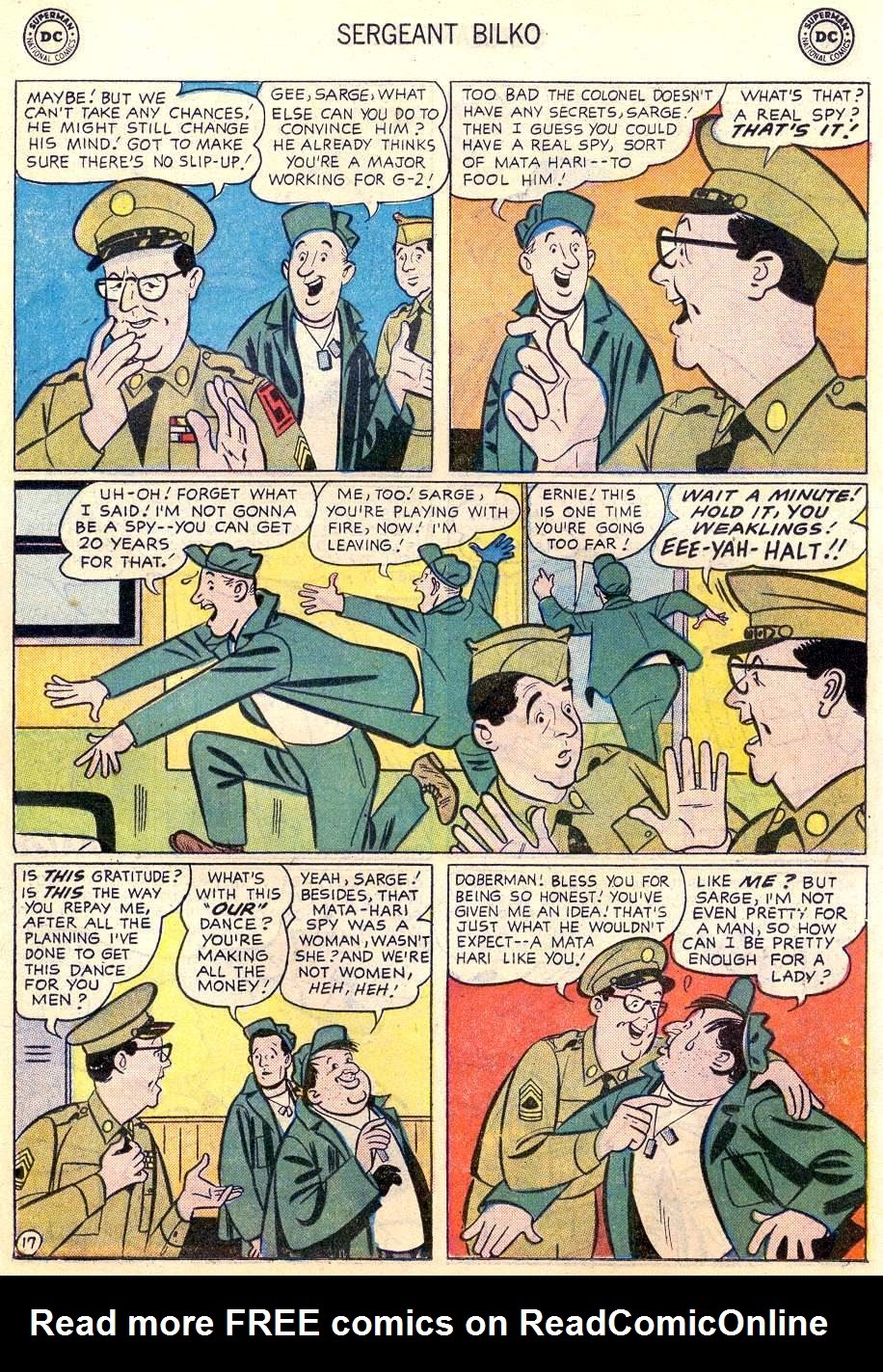 Sergeant Bilko issue 2 - Page 19
