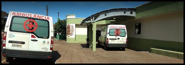 Resultado de imagem para hospital municipal borrazópolis
