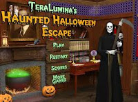You are trapped within a #HauntedHouse! You must do all you can to #Escape this #Wicked fortress! #HalloweenGames