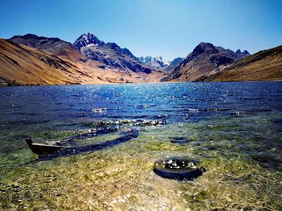 Laguna Querococha, Huaraz, Tours Huaraz, Huaraz Trekking