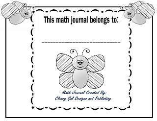 Classy Gal Designs and Publishing: 3rd Grade Math Journal