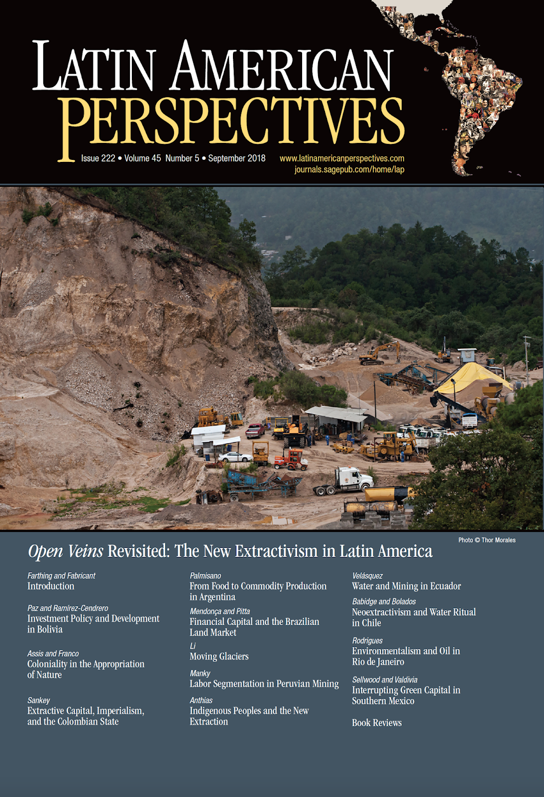 Abstract, Tracing the Political Life of Kimsacocha: Conflicts over Water  and Mining in Ecuador's Southern Andes