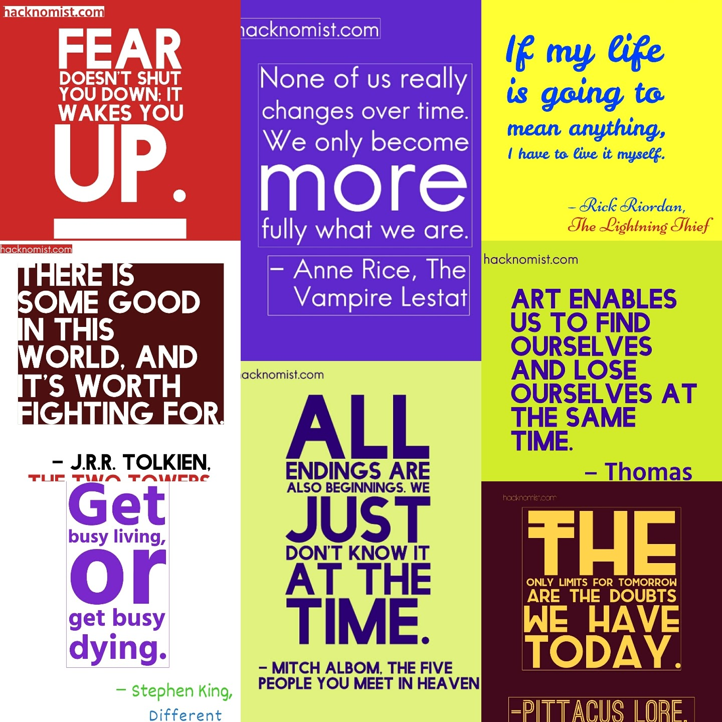 inspiring motivational quotes from famous books