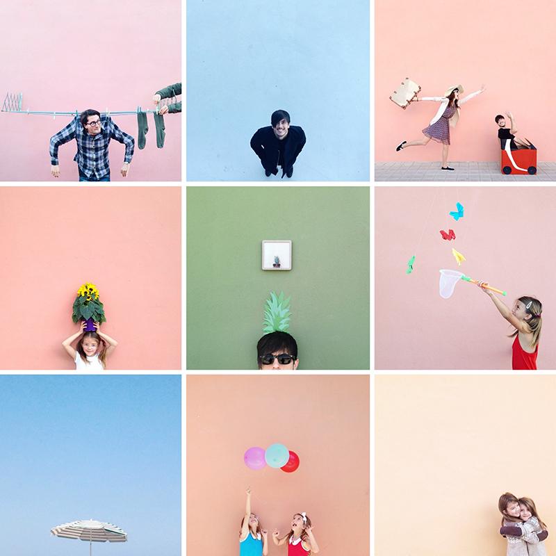 Buat Tampilan Profil Dan Feed Instagram Yang Menarik
