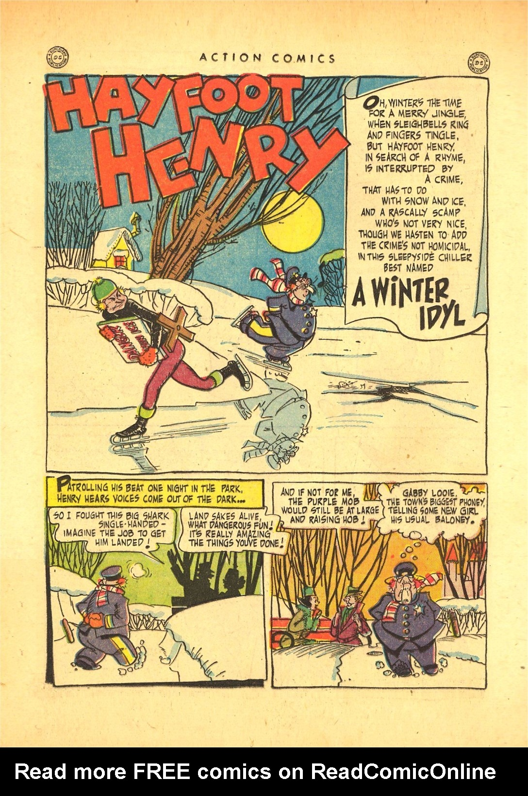 Read online Action Comics (1938) comic -  Issue #87 - 15