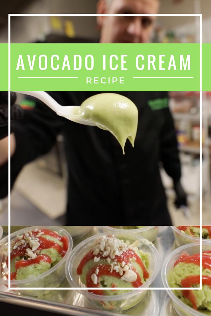 Yummy Avocado Ice Cream Recipe - Vegetarian and Dairy-Free
