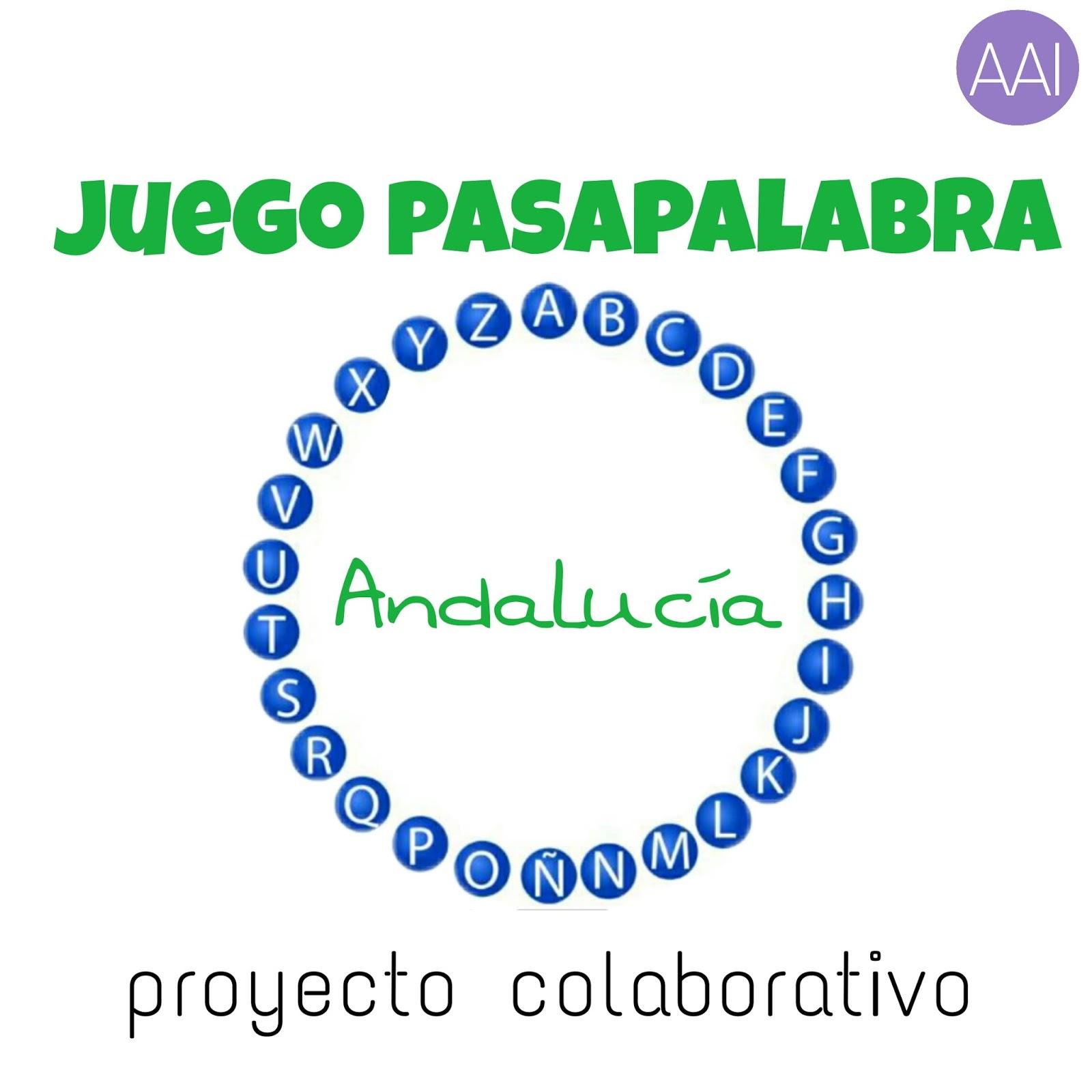 Juego Pasapalabra Andalucia