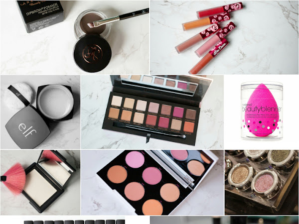 Beauty: top 10 favourite makeup products of 2016