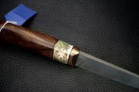 Мастерская Русский Топор - нож Медведь