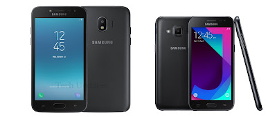Samsung Galaxy J2 (2018)  vs Samsung Galaxy J2 (2017)