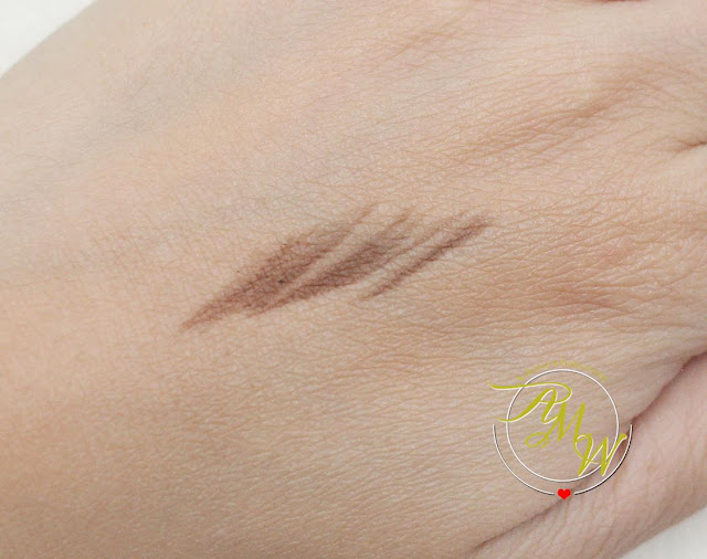 a swatch photo of In2It Triangular Eyebrow Liner Review
