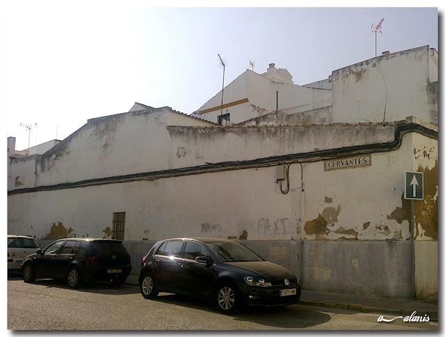 Calle Cervantes