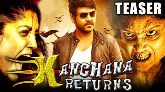 Kanchana Returns 2017 Hindi Dubbed Movie Download