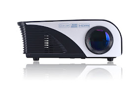 MINI PROJECTOR DS805B(ALL IN 1)ราคาเพียง 4,300 B