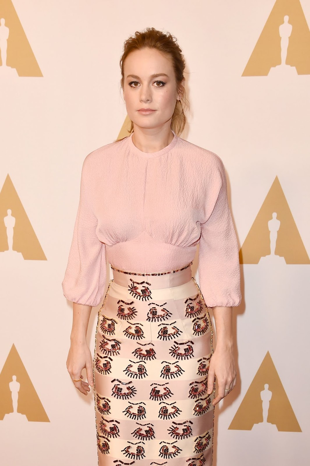 Wallpapers of Marvel Comics Actress Brie Larson 88th Annual Academy Awards Nominee Luncheon at Beverly Hills