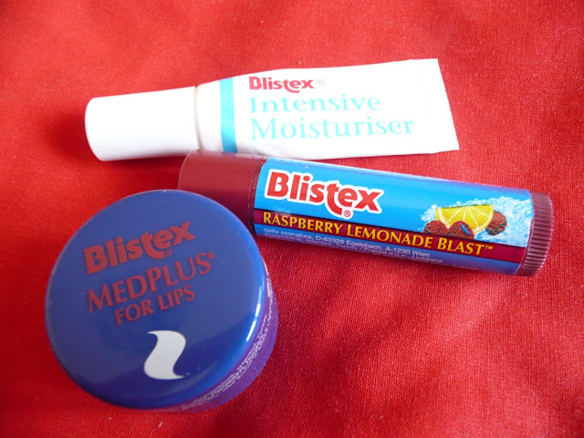 Blistex Lip Treatments