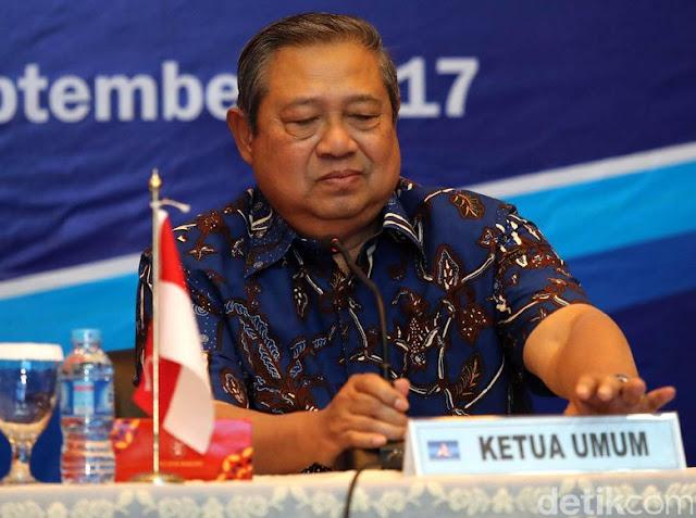 SBY: Belum Terlambat bagi Trump Batalkan Keputusan soal Yerusalem