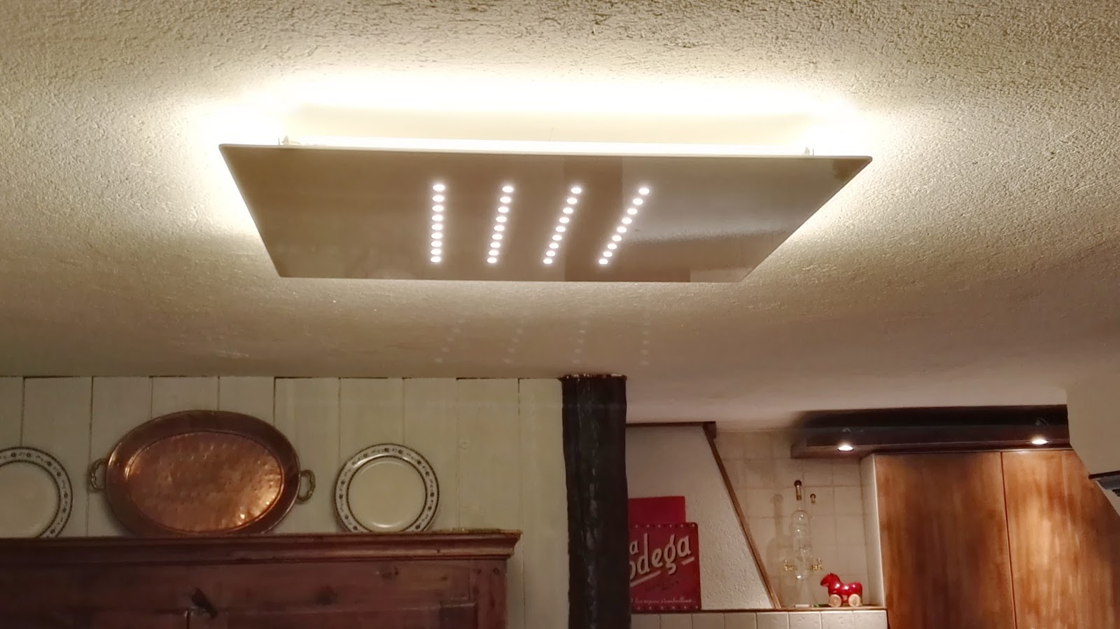 Plafoniere Tonde A Led : A soffitto led. great led with