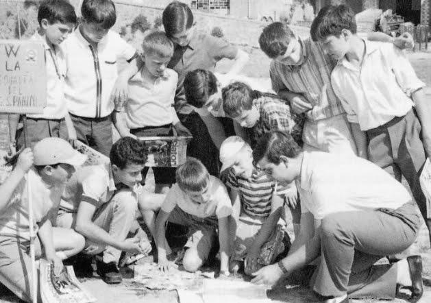 Calciatori panini storia history