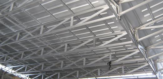 gambar kanopi bahan baja ringan minimalis dan galvalum terbaru bengkel