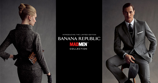 Mad Men Collection by Banana Republic