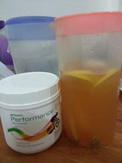 Resepi Performance Drink Yang Sangat Sedap