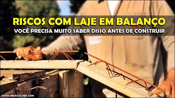 LAJE BALANÇO