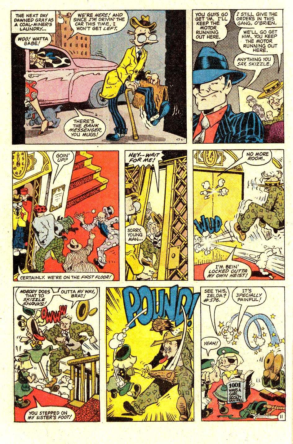 Read online Secret Origins (1986) comic -  Issue #30 - 32