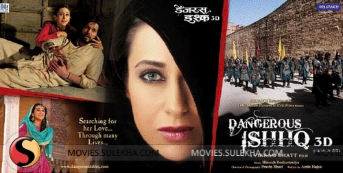HB Movies Reporter.blogspot.in: Dangerous Ishq: Film Review
