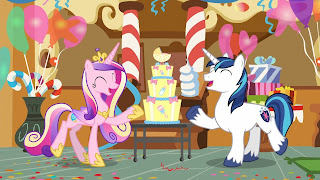 Princess Cadance and Shining Armor Baby Name Revealed