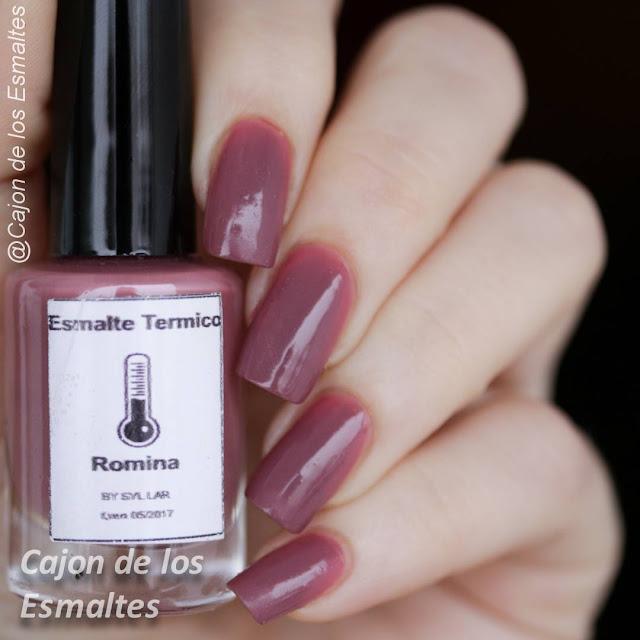 Esmalte térmico Romina - Color frío