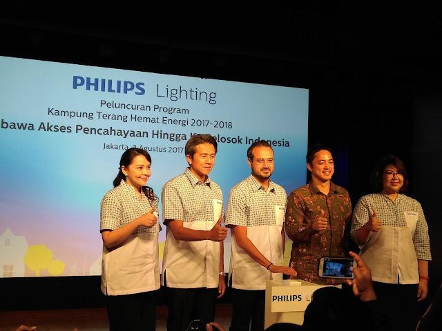 Philips Lighting: Program Kampung Terang Bersama Philips Untuk Desa Terpencil