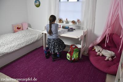 Ein Blick In Die Neuen Kinderzimmer Zuckersusse Apfel
