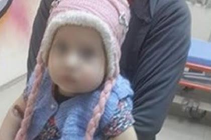 Seorang Ibu Suntik Anaknya yang Berusia 18 Bulan dengan Pemutih